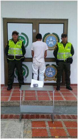 Policía capturó a sujeto quien tenía detención domiciliaria en Paz de Ariporo