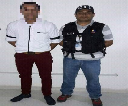 CTI capturó en Monterrey a presunto abusador sexual