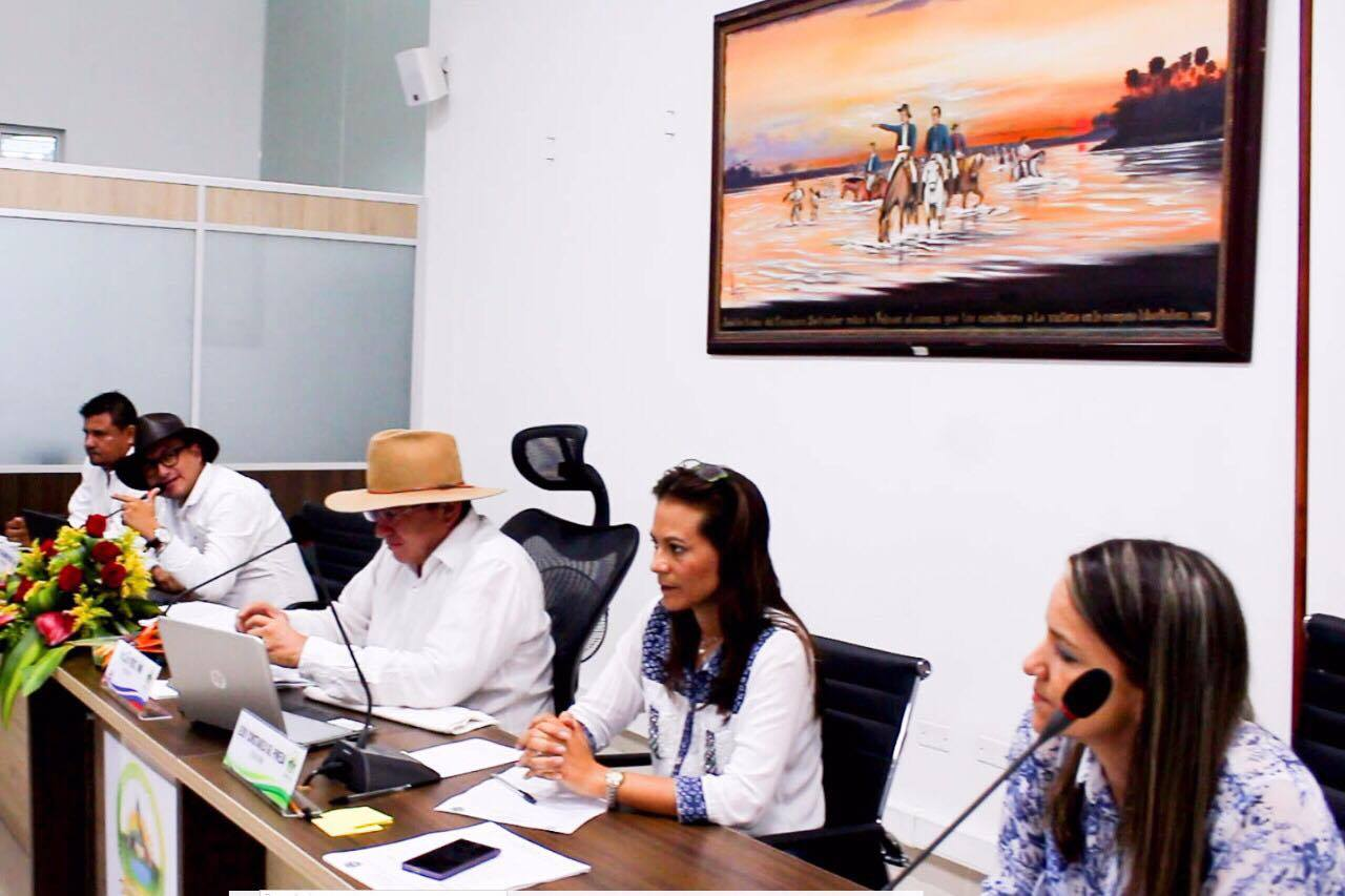 Con éxito se llevó a cabo Audiencia Pública sobre Canasta Educativa en Paz de Ariporo