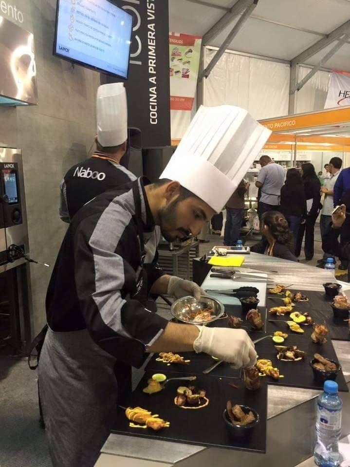 #EnAudio Alvaro Vasquez Silva, Cheff Yopaleño recorre las cocinas internacionacionales con su conocimiento y sabor.