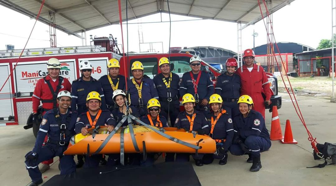 #EnAudio Comandante de Bomberos de Maní, entrega reporte del aumento del nivel del Río Cusiana.