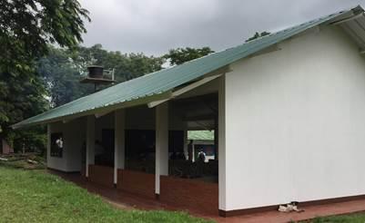 Comunidad de San Martín en Nunchía estrenó salón comunal construido por Equión