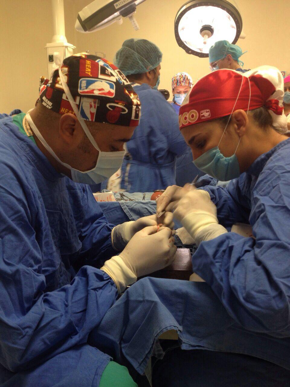 #EnAudio Desde México agradecen labor que realiza el cirujano Iván Torres, quien trabaja hoy en día en  el Hospital de Yopal