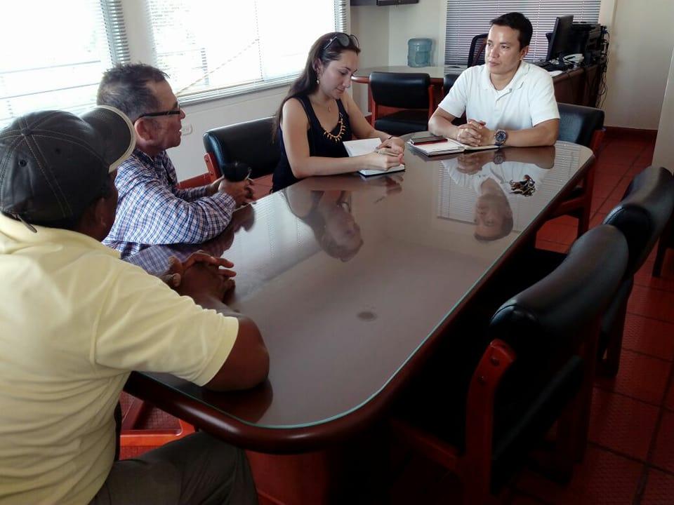 """La iniciativa """"Diálogo Social Comunitario"""" de la Personería Municipal comienza en Montañas del Totumo"""