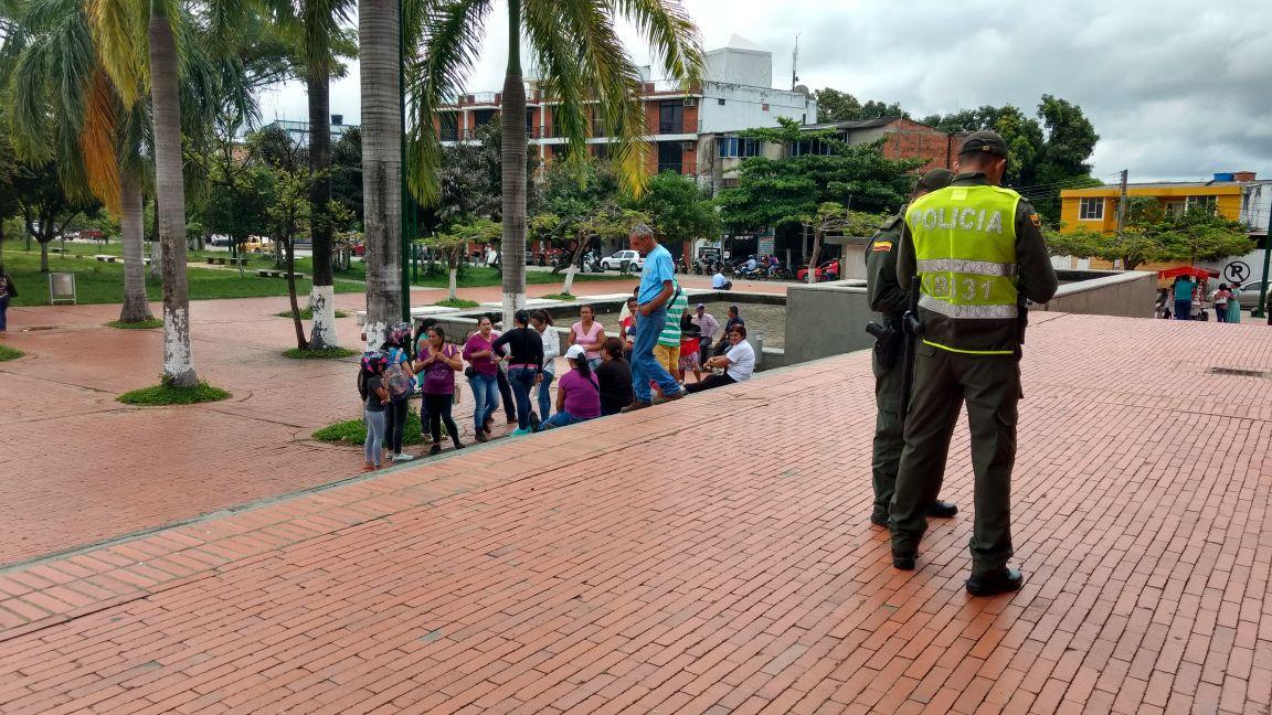 #EnAudio Comunidad de La Bendición dice que alcalde Ad doc los dejó plantados