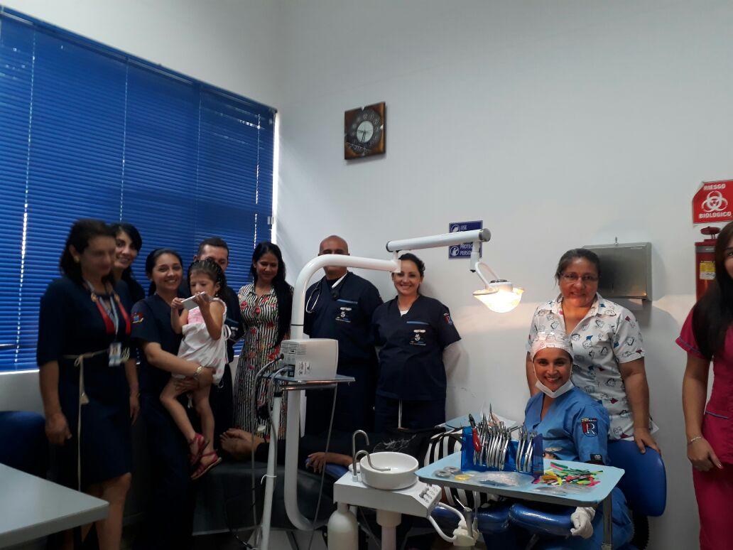 """#EnAudio Primera dama del departamento y Fuerza Aérea se unen para brindar """"Caritas alegres"""" a los niños de Casanare."""