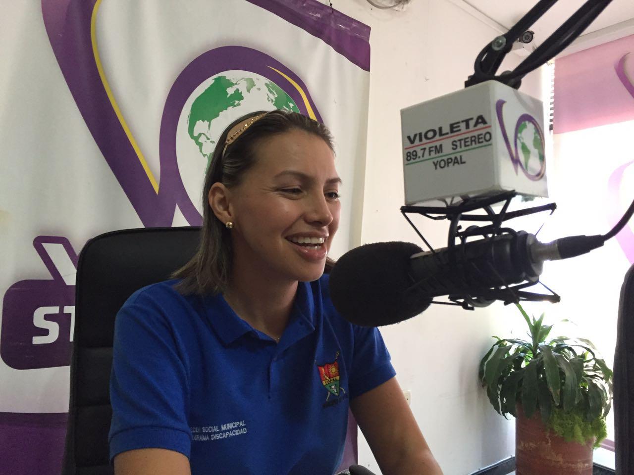 #EnAudio Enlace de discapacidad de Alcaldía de Yopal habla de  consolidación de base de datos de personas en condiciones especiales