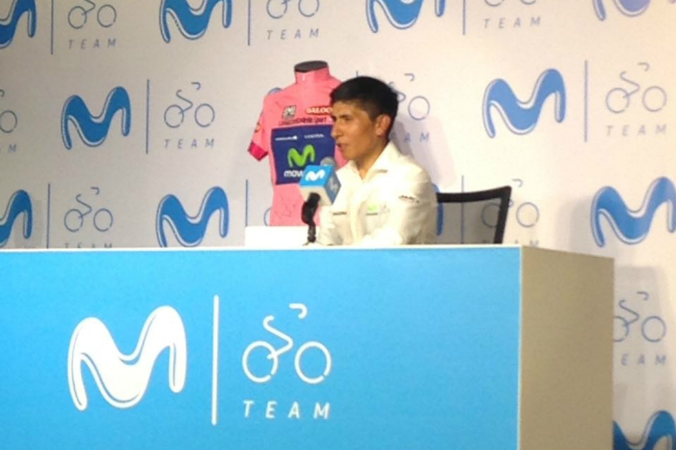 Exciclistas firman carta en apoyo a Nairo Quintana y sus criticas a Fedeciclismo