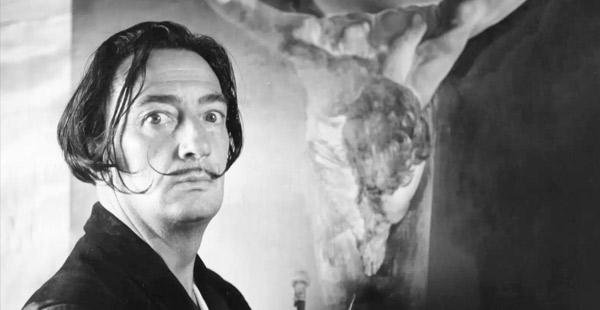 #Violetaenlahistoria: Un día como hoy nació Salvador Dalí