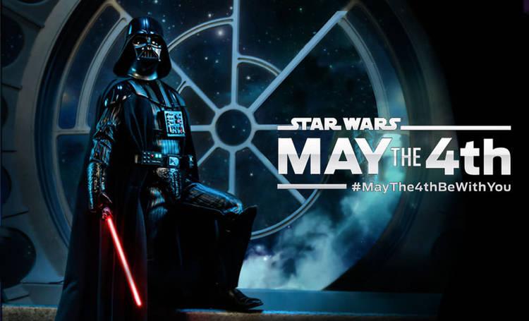 """Hoy se conmemora el dia de """"Star Wars"""""""