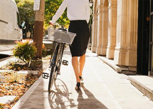 #EnAudio Funcionarios públicos serán incentivados hacer uso de la bici para llegar al trabajo: Johana Velandia, Stria Gral. Gobernación