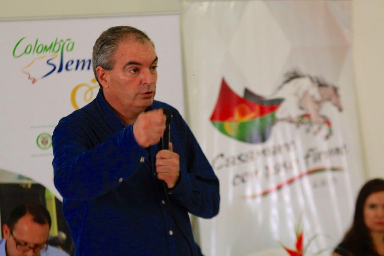 MinAgricultura explicó a los Casanareños los beneficios del decreto Ley de Tierras y desmintió mitos sobre la iniciativa