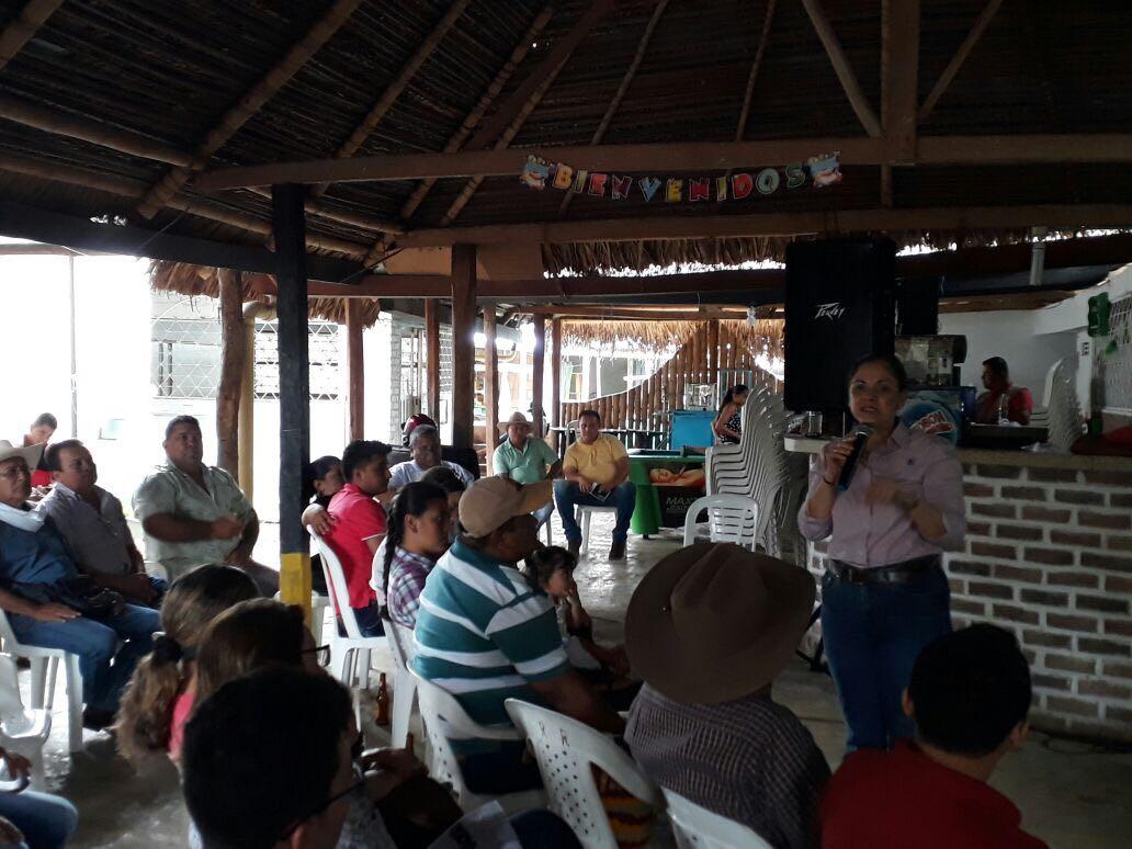 Conversatorio sobre situación agropecuaria se realizó en Paz de Ariporo