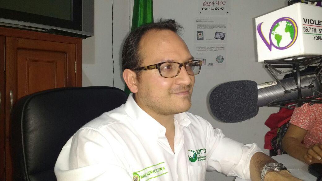 #EnAudio Casanare tiene estudios de uso de suelo que permiten especializarse en cultivos nacionales y locales: Felipe Fonseca Fino, Director Upra.