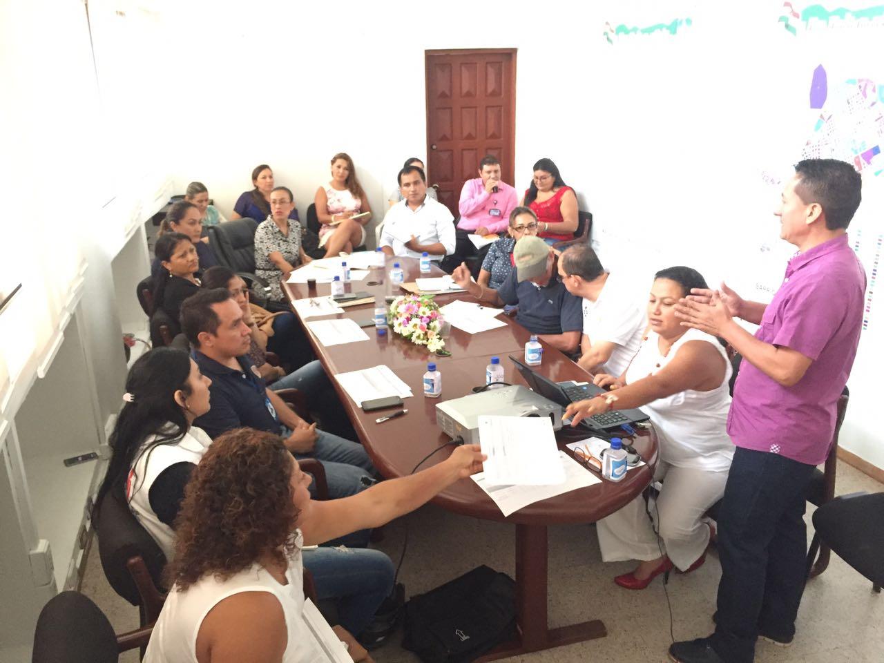 En Yopal se realizó Comité Extraordinario de Justicia Transicional de Víctimas