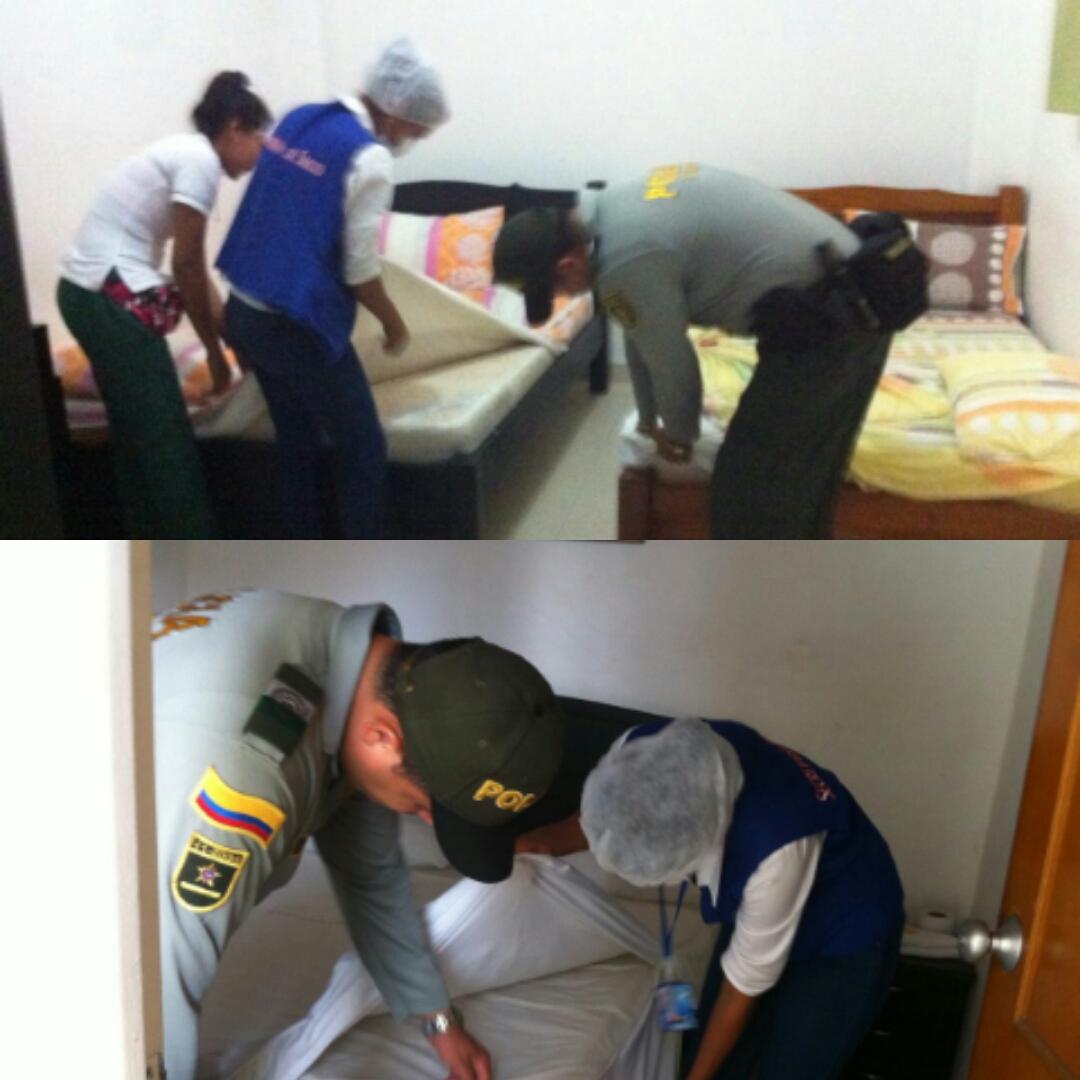Policía de Turismo adelantó operativo de control y vigilancia a Hoteles de Yopal, Aguazul y Maní