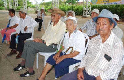 #EnAudio Adultos mayores de La Chaparrera sin complementos alimenticios por culpa de la alcaldía.