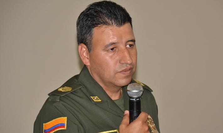 #EnAudio En Paz de Ariporo se presenta el mayor número de casos de extorsión: Fernando Murillo O. Br Gral.