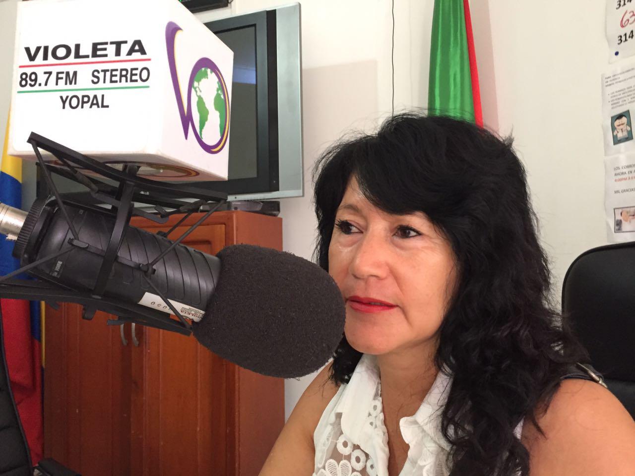 #EnAudio La presidenta de la Liga de Tenis de Mesa de Casanare habla sobre participación en campeonato nacional