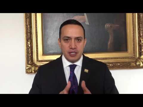 """Por fin pondremos en cintura las llamadas """"FotoMultas"""": Senador Mauricio Aguilar"""