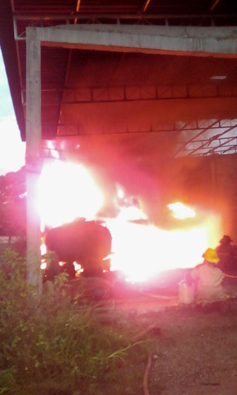 #EnAudio Policía investiga presuntamente bodega ilegal de combustibles en Aguazul: Coronel Fabio Cano