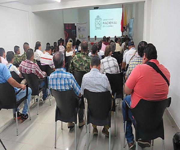 """""""Rutas y Retos para la Implementación de Acuerdos en Territorios de Frontera"""": Temas abordados en Taller de la UN en Arauca"""