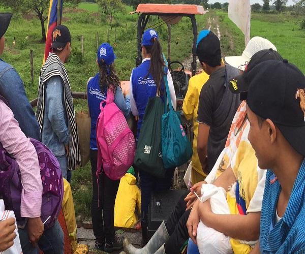 Corporinoquia verificó daños de Petrolera Lewis, en Trinidad.