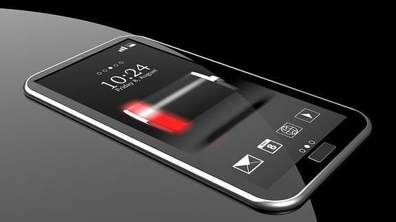 Crean un móvil que no necesita batería para funcionar