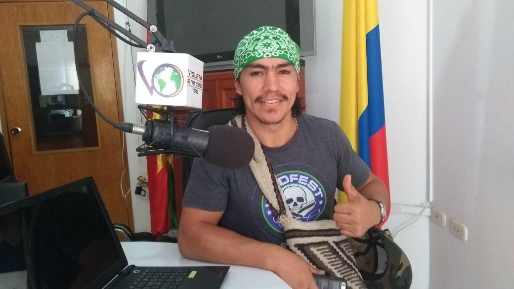#EnAudio Adrián Heredia, entrenador del Box Boss Yopal, habla acerca del CrossFit.