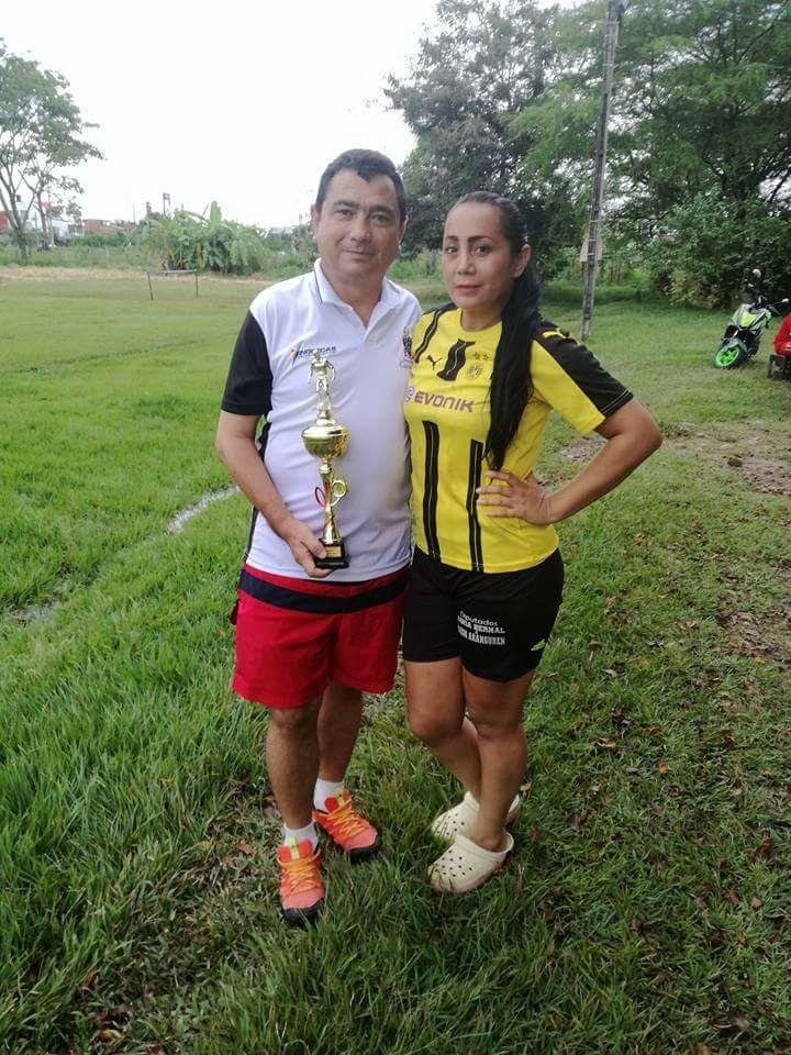 #EnAudio Mauricio Quiroga, habla acerca del fútbol y fútbol de salón femenino en Casanare