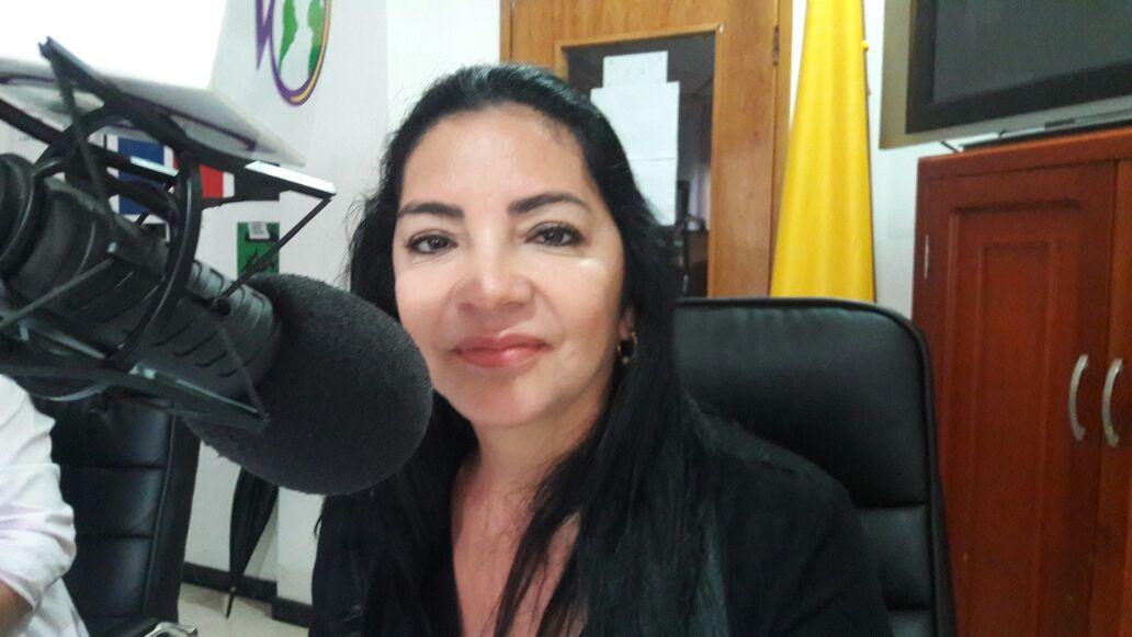 #EnAudio Senadora Nohora Tovar hablar sobre su gestión a favor de Meta y Casanare