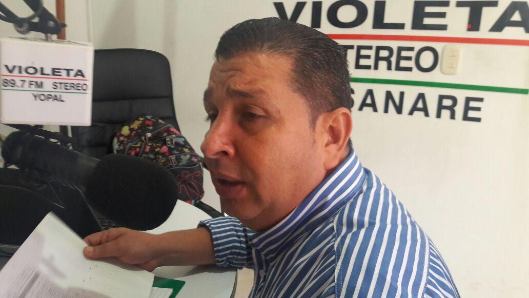 #EnAudio Gerente Hospital Regional no permite conocer listado de pacientes en espera de remisiones: Victor Hugo Tamayo.