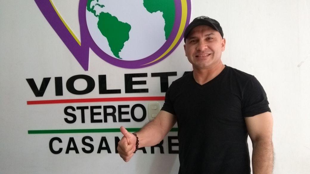 #EnAudio William Duarte, entrenador de la Liga de Taekwondo de Casanare y la selección nacional de la disciplina.