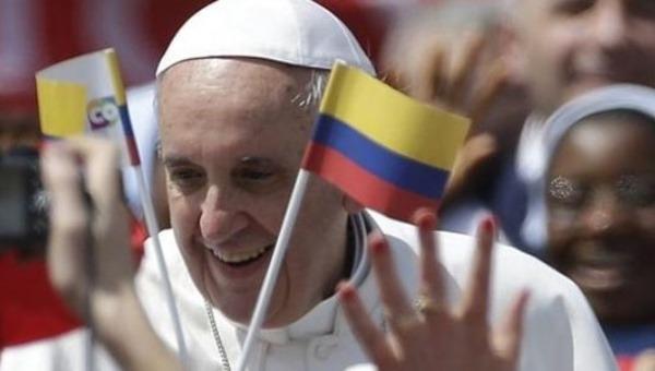 Visita de Francisco a Colombia traerá más de 1,4 millones de turistas