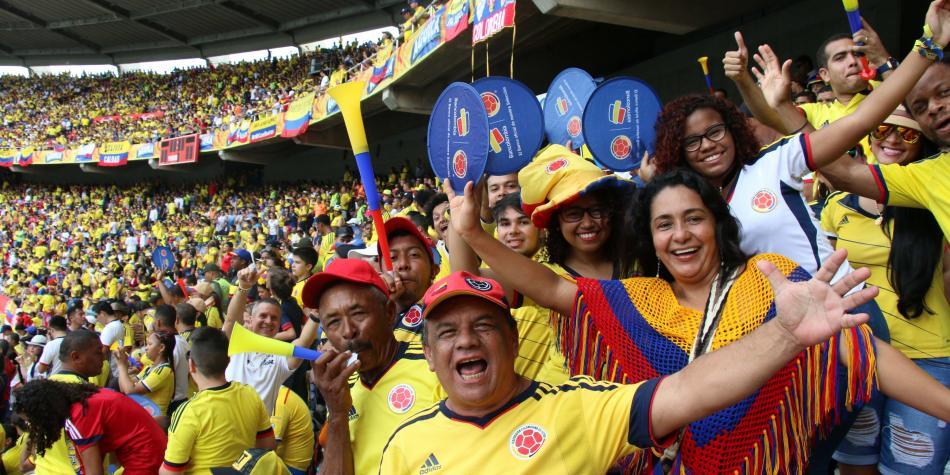 Gran revuelo por compra de últimas boletas para el Colombia vs. Brasil