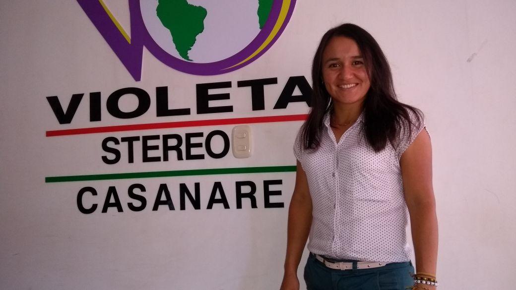 #EnAudio Claudia Silva Aragón, tenista casanareña.