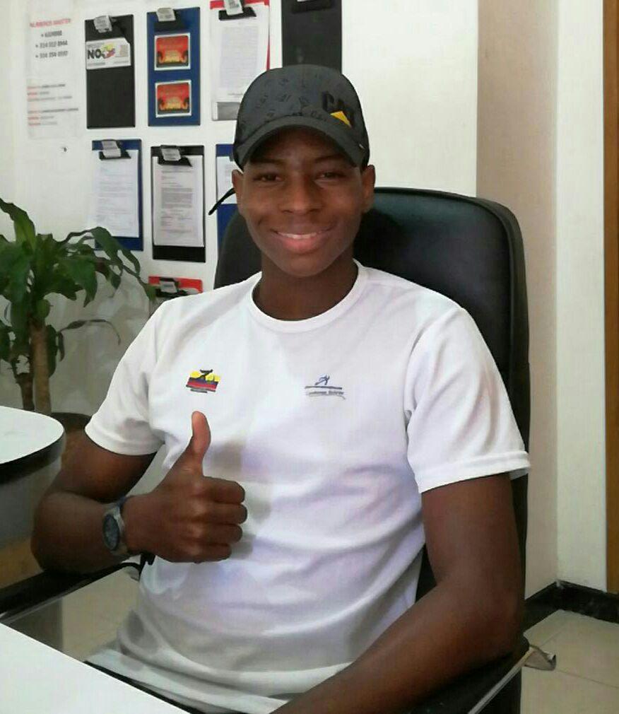 #EnAudio Jhan Carlos Mosquera, atleta casanareño que estara en Sudamericano de Atletismo en Chile.