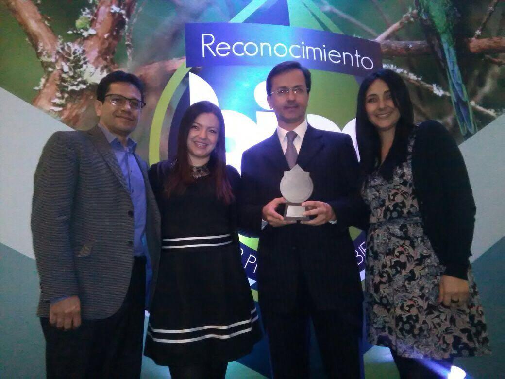 #EnAudio Equión recibe segundo puesto en Reconocimiento BIBO – El Espectador 2017