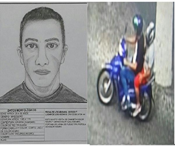 Fiscalía evidencia pruebas contra homicida de escolta Enrique Barón Vega