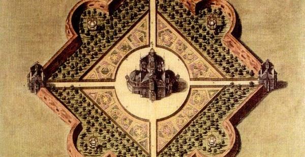 #Violetaenlahistoria: Un día como hoy Se colocó la piedra angular del observatorio de Uraniborg