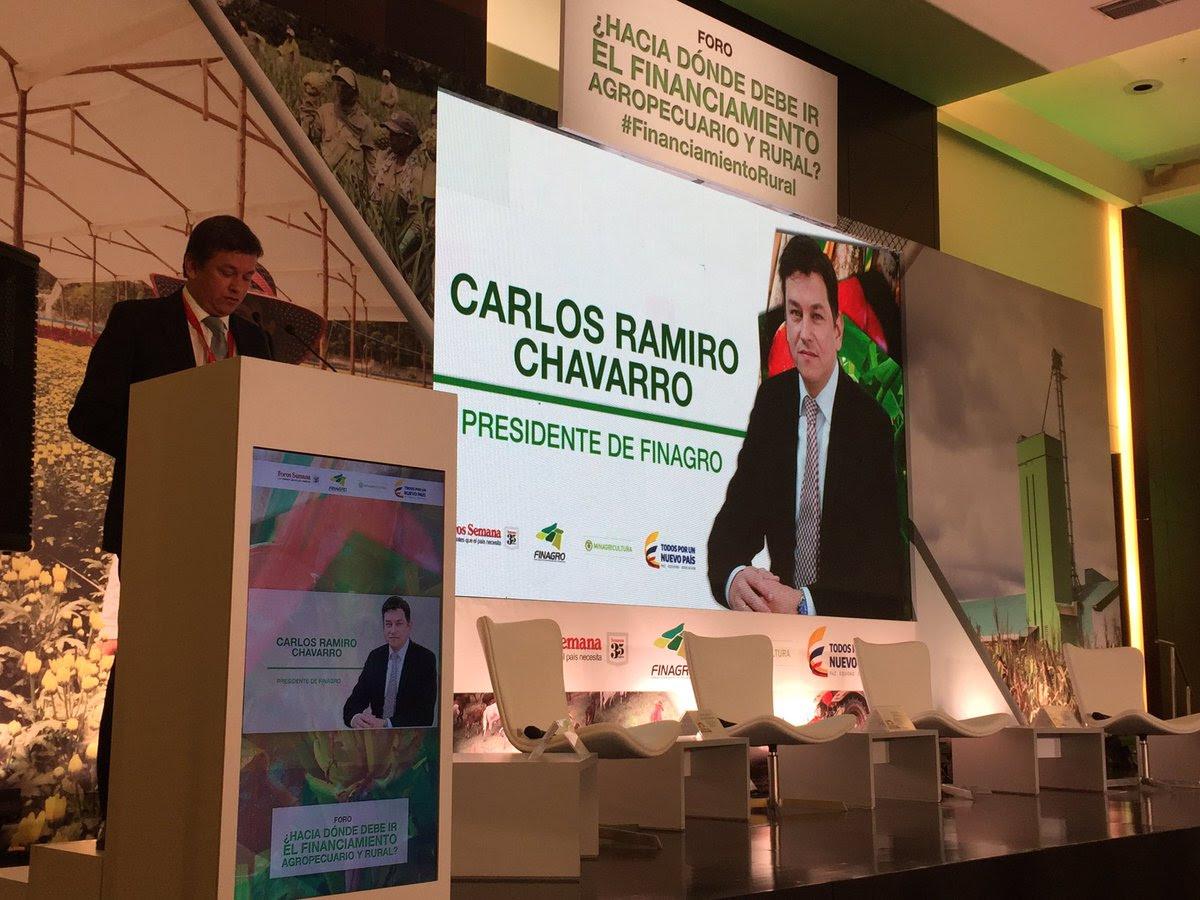 Finagro lanza línea de crédito para maquinaria agropecuaria