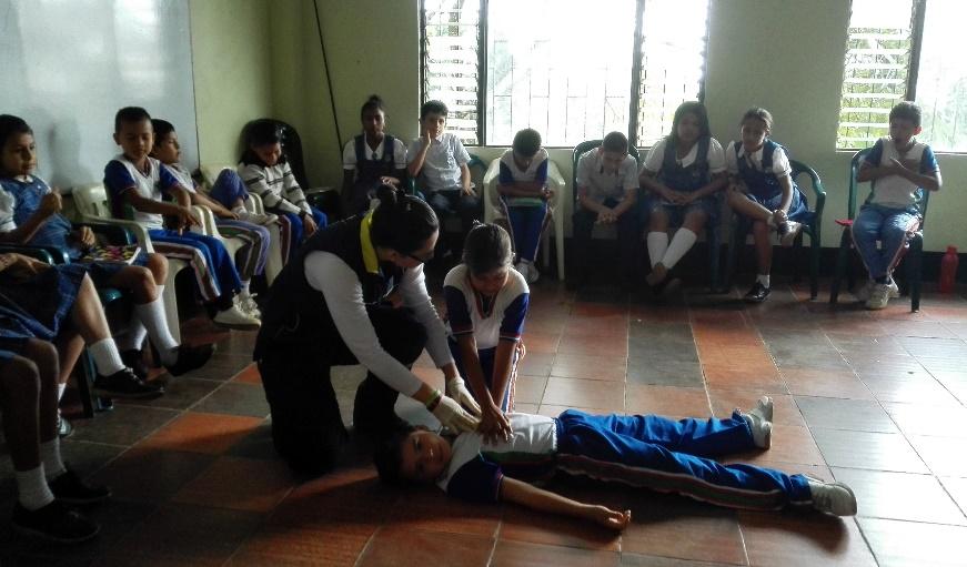 Capacitarán en primeros auxilios a colegios de Casanare