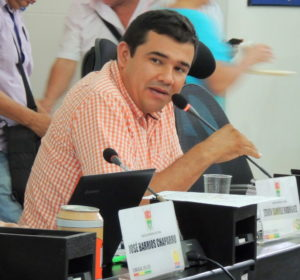 #EnAudio Concejal @edwinramirez_r habla sobre la citación del concejo a la alcaldesa (E)