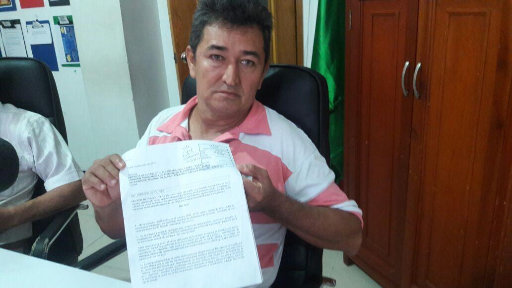 #EnAudio Comerciantes de la zona centro rechazan desmonte del subsidio por suministro de agua