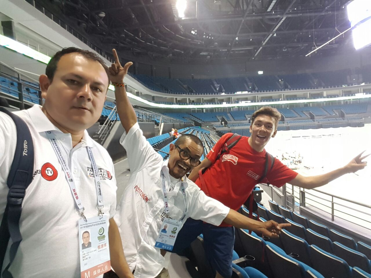 #EnAudio Jimmy Gómez, informe especial desde Naijing, China, Campeonatos Mundiales de Patinaje