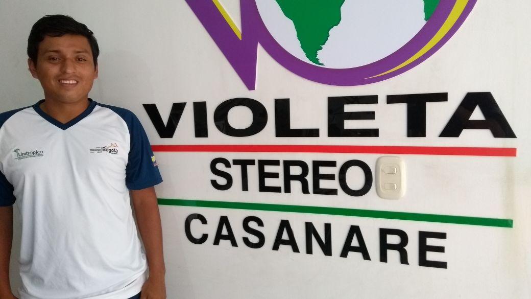 #EnAudio Juan Pablo Sierra, tenista universitario de Casanare, subcampeón suramericano
