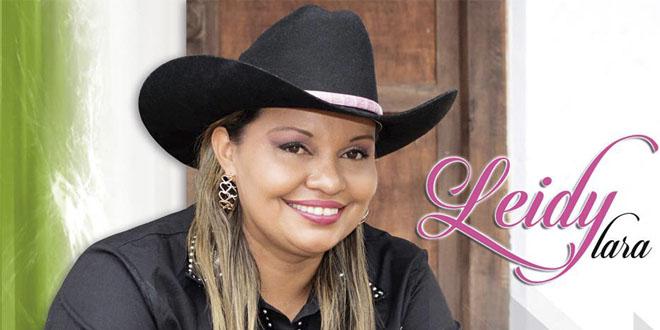 #EnAudio #miercolesdemusicallanera Leidy Lara artista invitada al aniversario de violeta st