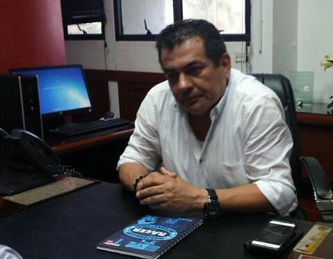 #EnAudio Luis Eduardo Castro confirma aspiración a la administración municipal.