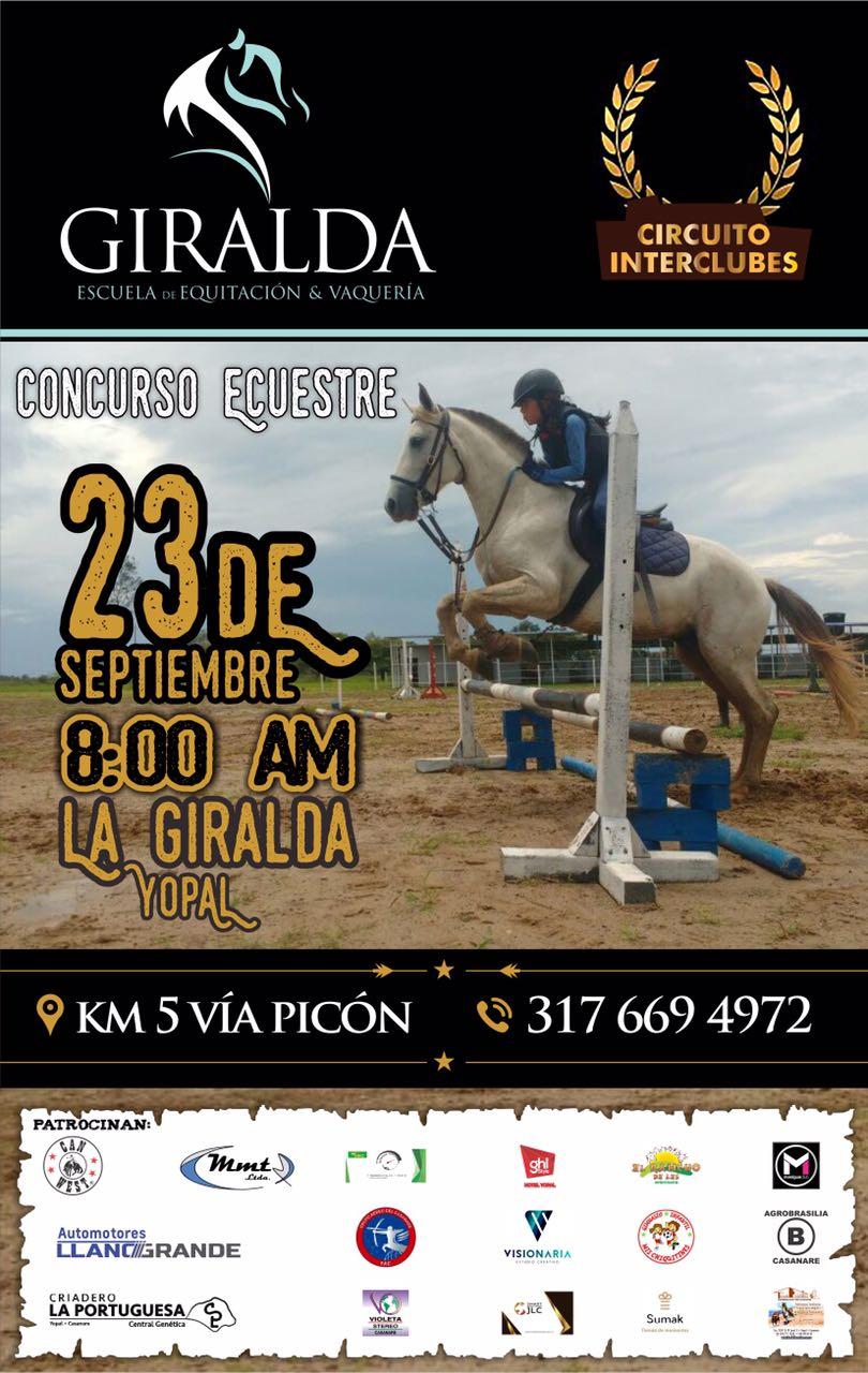 #EnAudio Mañana sábado encuentro nacional de Equitacion en Yopal.