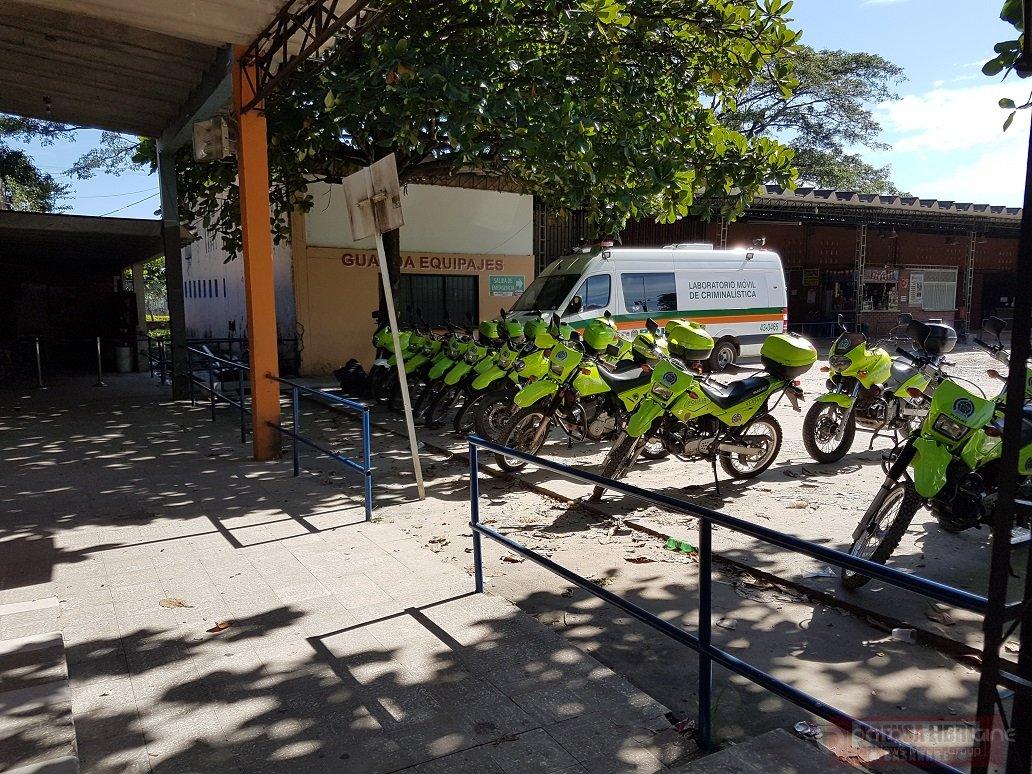Policía sigue sin autoridad de tránsito en el Terminal de Yopal y alrededores